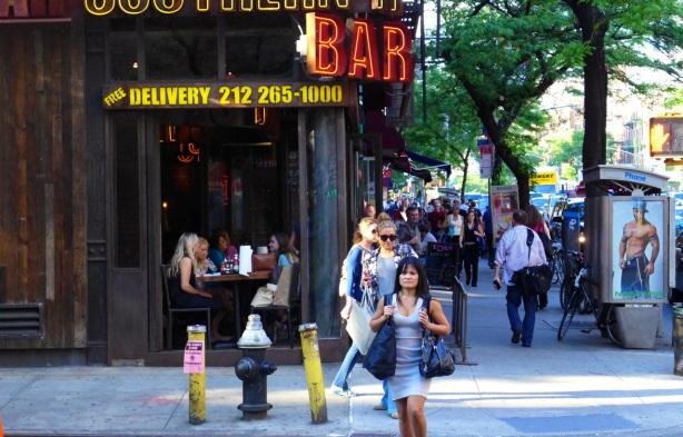 Yorkville. New York Street Series. By Paul Goldfinger. ©