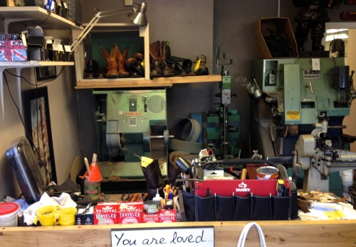 Torro Shoe Repair and Leather Works. Ft. Myers, Fla.