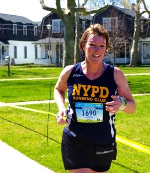 NJ Marathon in Ocean Grove. April 26, 2015. Blogfinger photo ©
