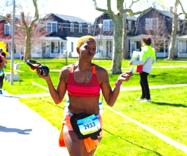 NJ Marathon 2015. Ocean Grove.  Blogfinger photo ©
