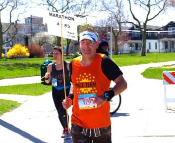 NJ Marathon 2015.  Ocean Grove .Blogfinger photo ©