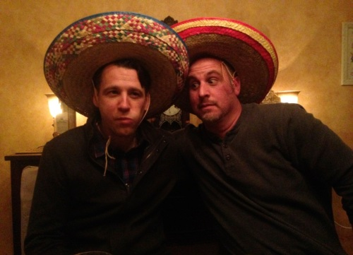 Gringos from the Grove celebrate Cinco de Mayo