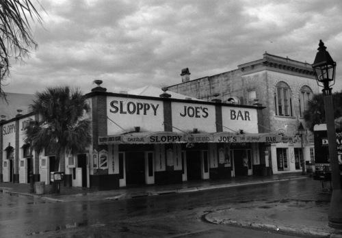 Key West, Florida Photo by Paul Goldfinger. Silver gelatin print. ©
