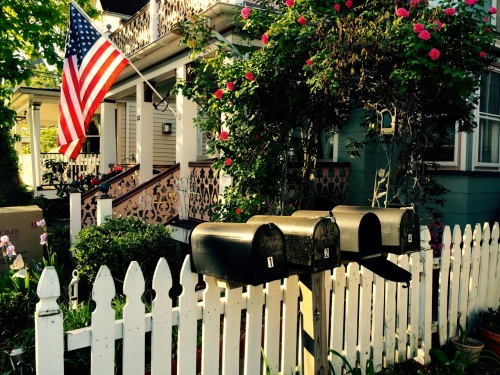 Lake Avenue, Ocean Grove. May 29, 2015. By Prosper Belizia, Blogfinger staff. ©