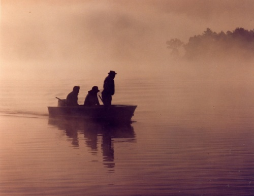 St Lawrence River, Thousand Islands region. Photograph by Paul Goldfinger ©