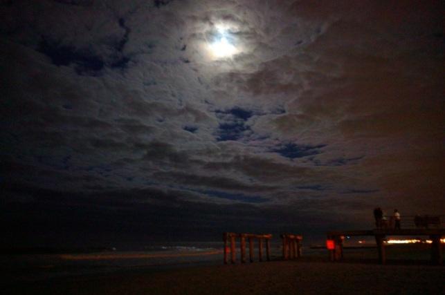 Ocean Grove looking towards Bradley Beach. June 28, 2015. By Paul Goldfinger ©