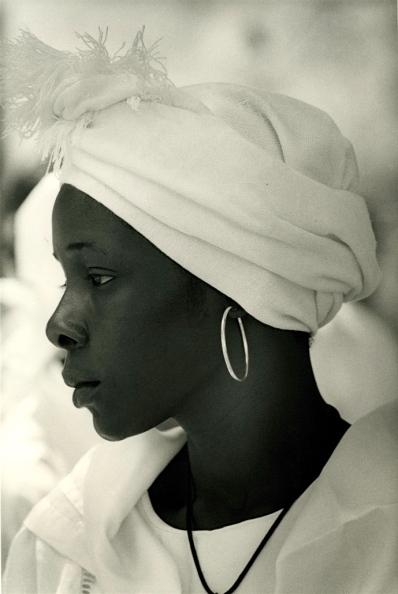 Chantal Regnault. Lakou Souvenance. EAster Monday 2000.