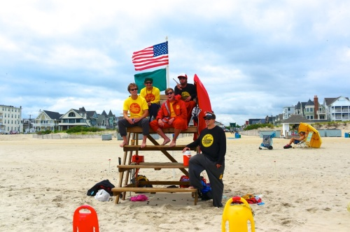OG lifeguards. 6/6/15 Blogfinger photo ©