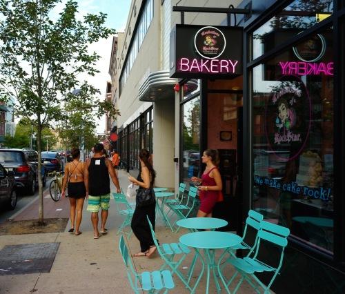 Cookman Avenue. 8/30/15. © Blogfinger.net