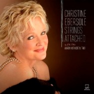 Christine Ebersole.  Album cover.