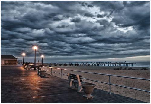 Ocean Grove, NJ. undated. By Rich Despins  ©