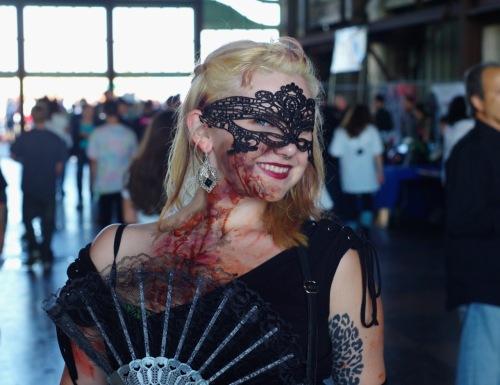 AP Zombie Walk 2014. Paul Goldfinger photo. Blogfinger.net ©