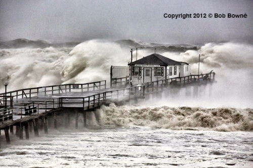 Sandy. 2012. Ocean Grove. Bob Bowné photographer. ©