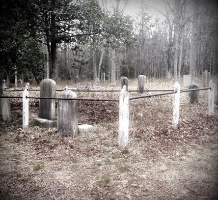 Brewer cemetery. Farmingdale, NJ. Paul Goldfinger photo © 2014.
