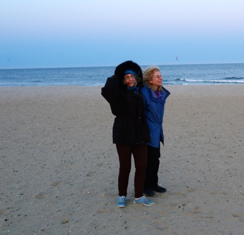 Hope and Eileen. Ocean Grove. 2014. By Paul Goldfinger ©