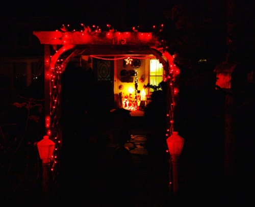 Asbury Avenue, Ocean Grove. December 1, 2915.By Paul Goldfinger