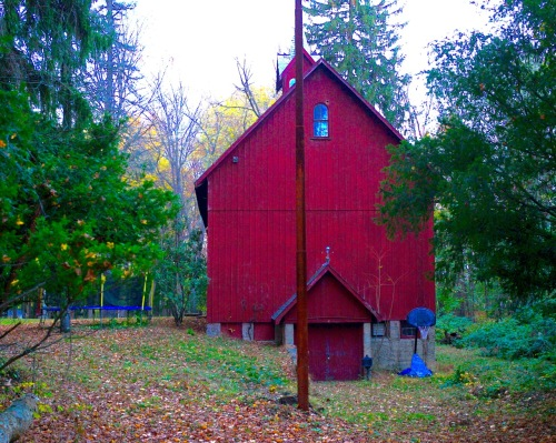 The Village of Walden, Orange County, New York.  Oct. 2014. By Paul Goldfinger ©