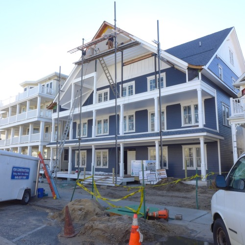 What does the HPC want? they approved this. Paul Goldfinger photo Dec. 2015. Mary's Place on Main Avenue in Ocean Grove. ©