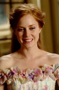 Amy Adams. No, she is not at the market, but the song is fine, and she is beautiful. ©