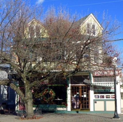 Nagle's: A successful Main Avenue business. Blogfinger photo. ©