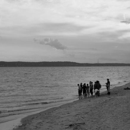 Sandy Hook. 2015. By Paul Goldfinger ©