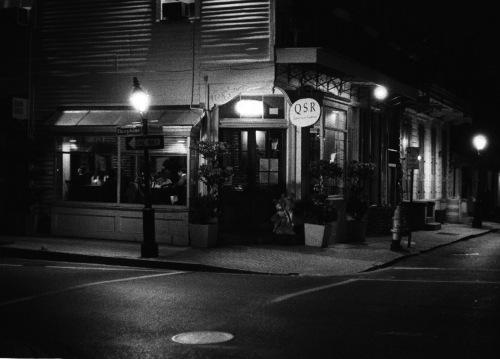 Neighborhood bistro, New Orleans. Paul Goldfinger photo ©.