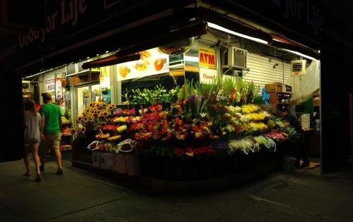 Upper East Side, New York City. August.2014, By Paul Goldfinger ©