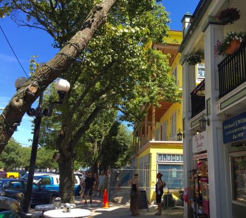 #50 Main Avenue.   July 10, 2016. Blogfinger photo ©