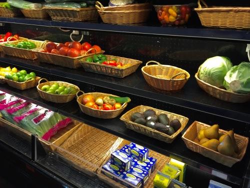 Produce department. Blogfinger photo.