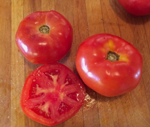 Field grown Jerseys from Wegmans. 3-4 inches in diameter. $1/.99 per pound. ©