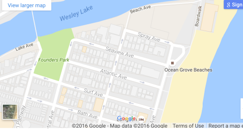 Google map of the area being discussed.