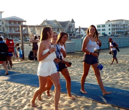 Ocean Grove Beach. 2015. Paul Goldfinger. Blogfinger net. ©