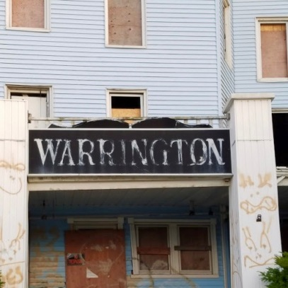 The Warrington's condition has been deteriorating. Photo by concerned neighbor. 9/16 © Special to Blogfinger