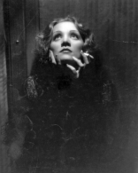 "Marlene Dietrich from the movie ""Shanghai Express.""    1932.  Internet photo; I did not take it."