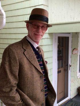 Facebook photo of the missing Richard Morton. Undated.