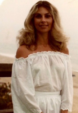Eileen: Long Beach Island, NJ. Undated. Paul Goldfinger photo ©