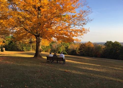 Skywood Park in Paradise, Pennsylvania. October 18, 2016. Paul Goldfinger photo. ©