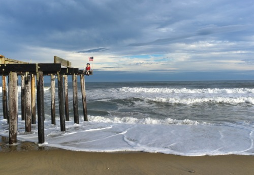 Ocean Grove 11/13---one year after Sandy. Paul Goldfinger photo. ©