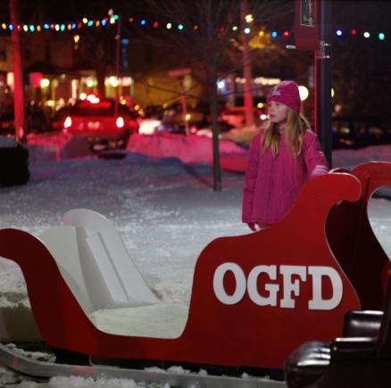 OG Christmas Paul Goldfinger photo. 2014©