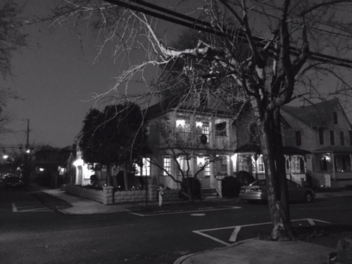 Mt. Hermon Way, Ocean Grove. Dec. 5, 2016. By Paul Goldfinger ©