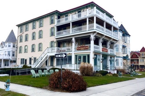 Laingdon Hotel. #8 Ocean Avenue, Ocean Grove. Blogfinger photo. Jan 5, 2017. Will it become a drug and alcohol rehab facility? The conversation resumes. See latest comments.