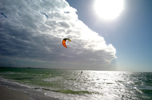 Lighthouse Beach, Sanibel Island, southwest Fla. March 5,