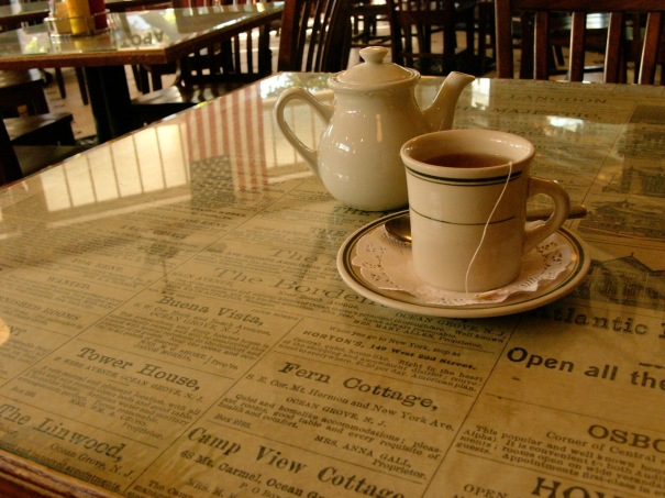 047 OG Tea time at Nagle's