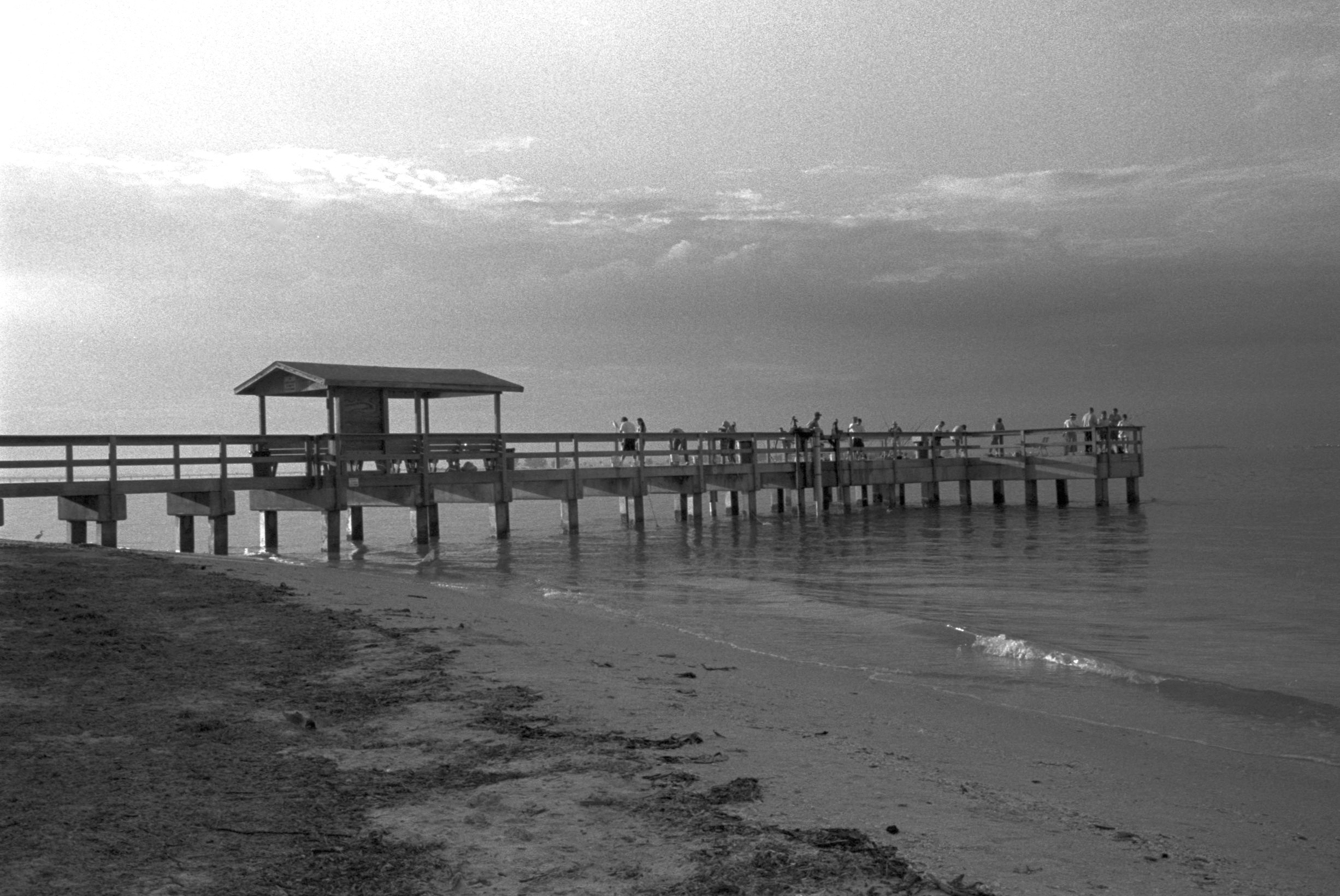 Blogfinger a digital breeze from the jersey shore page 2 for Sanibel fishing pier