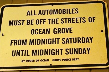 autos off street
