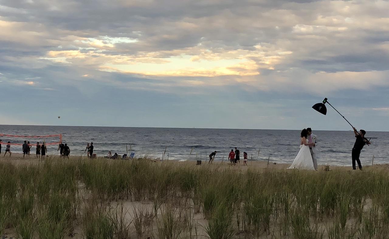 Ocean Grove beach in September   Blogfinger