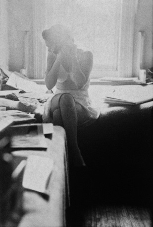 saul leiter my room