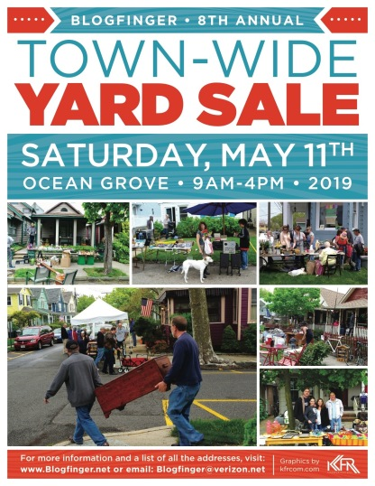 Yard Sale Poster 2019