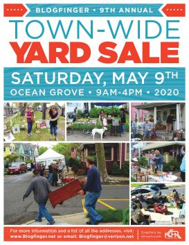 Yard Sale Poster 2020-1
